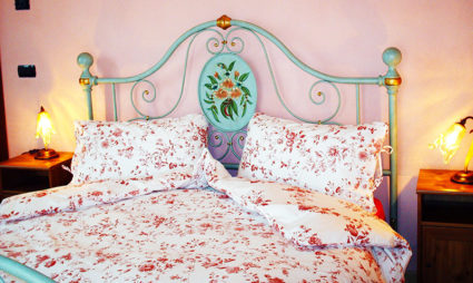 Dormire Monferrato Cascina Favorita